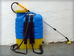 Modern Air Pressure Pump - Sugam Pest Control Surat